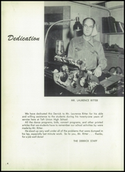 Page 8, 1953 Edition, Taft Union High School and Junior College - Derrick Yearbook (Taft, CA) online yearbook collection