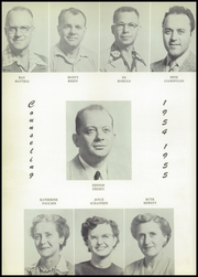 Page 14, 1955 Edition, Taft Union High School and Junior College - Derrick Yearbook (Taft, CA) online yearbook collection