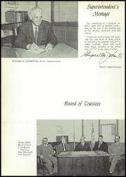 Page 12, 1956 Edition, Taft Union High School and Junior College - Derrick Yearbook (Taft, CA) online yearbook collection