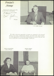 Page 13, 1956 Edition, Taft Union High School and Junior College - Derrick Yearbook (Taft, CA) online yearbook collection