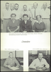 Page 14, 1956 Edition, Taft Union High School and Junior College - Derrick Yearbook (Taft, CA) online yearbook collection