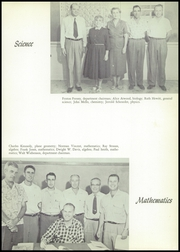 Page 15, 1956 Edition, Taft Union High School and Junior College - Derrick Yearbook (Taft, CA) online yearbook collection