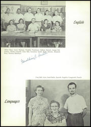 Page 16, 1956 Edition, Taft Union High School and Junior College - Derrick Yearbook (Taft, CA) online yearbook collection