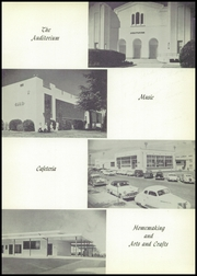 Page 9, 1956 Edition, Taft Union High School and Junior College - Derrick Yearbook (Taft, CA) online yearbook collection