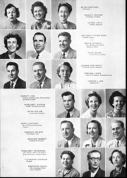 Page 16, 1951 Edition, Acalanes High School - Aklan Yearbook (Lafayette, CA) online yearbook collection