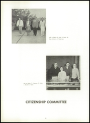 Page 14, 1955 Edition, Acalanes High School - Aklan Yearbook (Lafayette, CA) online yearbook collection