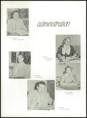 Page 14, 1956 Edition, Acalanes High School - Aklan Yearbook (Lafayette, CA) online yearbook collection