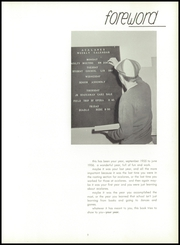 Page 7, 1956 Edition, Acalanes High School - Aklan Yearbook (Lafayette, CA) online yearbook collection