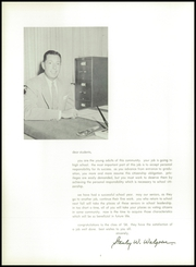 Page 8, 1956 Edition, Acalanes High School - Aklan Yearbook (Lafayette, CA) online yearbook collection
