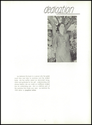 Page 9, 1956 Edition, Acalanes High School - Aklan Yearbook (Lafayette, CA) online yearbook collection