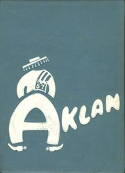 1957 Edition, Acalanes High School - Aklan Yearbook (Lafayette, CA)