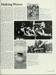 Page 61, 1981 Edition, Acalanes High School - Aklan Yearbook (Lafayette, CA) online yearbook collection