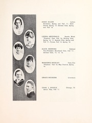 Page 13, 1917 Edition, Berkeley High School - Berkeley High School Yearbook (Berkeley, CA) online yearbook collection