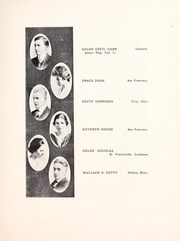 Page 17, 1917 Edition, Berkeley High School - Berkeley High School Yearbook (Berkeley, CA) online yearbook collection