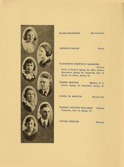 Page 11, 1920 Edition, Berkeley High School - Berkeley High School Yearbook (Berkeley, CA) online yearbook collection