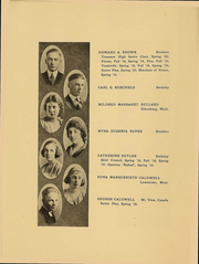 Page 13, 1920 Edition, Berkeley High School - Berkeley High School Yearbook (Berkeley, CA) online yearbook collection