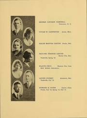 Page 14, 1920 Edition, Berkeley High School - Berkeley High School Yearbook (Berkeley, CA) online yearbook collection