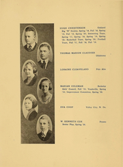 Page 15, 1920 Edition, Berkeley High School - Berkeley High School Yearbook (Berkeley, CA) online yearbook collection