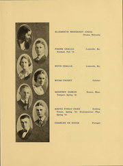 Page 16, 1920 Edition, Berkeley High School - Berkeley High School Yearbook (Berkeley, CA) online yearbook collection