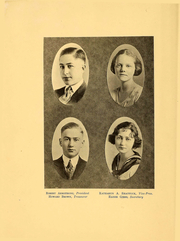 Page 9, 1920 Edition, Berkeley High School - Berkeley High School Yearbook (Berkeley, CA) online yearbook collection