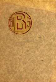 Page 1, 1921 Edition, Berkeley High School - Berkeley High School Yearbook (Berkeley, CA) online yearbook collection