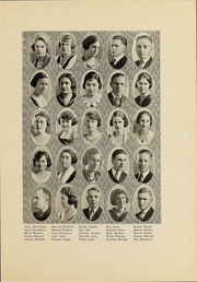 Page 15, 1921 Edition, Berkeley High School - Berkeley High School Yearbook (Berkeley, CA) online yearbook collection