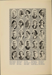 Page 16, 1921 Edition, Berkeley High School - Berkeley High School Yearbook (Berkeley, CA) online yearbook collection