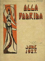 Berkeley High School - Olla Podrida Yearbook (Berkeley, CA) online yearbook collection, 1927 Edition, Page 1