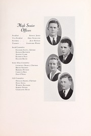 Page 11, 1934 Edition, Berkeley High School - Berkeley High School Yearbook (Berkeley, CA) online yearbook collection