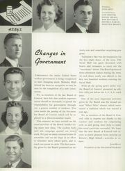 Page 12, 1939 Edition, Berkeley High School - Berkeley High School Yearbook (Berkeley, CA) online yearbook collection