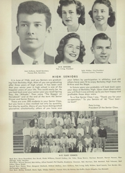 Page 12, 1946 Edition, Berkeley High School - Berkeley High School Yearbook (Berkeley, CA) online yearbook collection