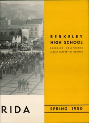 Page 7, 1950 Edition, Berkeley High School - Berkeley High School Yearbook (Berkeley, CA) online yearbook collection
