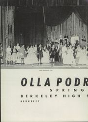 Page 6, 1952 Edition, Berkeley High School - Berkeley High School Yearbook (Berkeley, CA) online yearbook collection