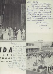 Page 7, 1952 Edition, Berkeley High School - Berkeley High School Yearbook (Berkeley, CA) online yearbook collection