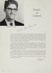 Page 12, 1954 Edition, Berkeley High School - Berkeley High School Yearbook (Berkeley, CA) online yearbook collection