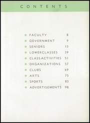 Page 11, 1955 Edition, Berkeley High School - Olla Podrida Yearbook (Berkeley, CA) online yearbook collection