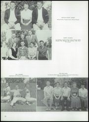 Page 16, 1955 Edition, Berkeley High School - Olla Podrida Yearbook (Berkeley, CA) online yearbook collection