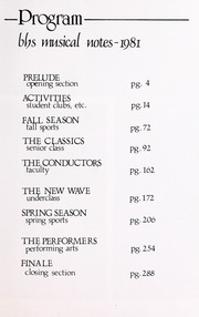 Page 7, 1981 Edition, Berkeley High School - Berkeley High School Yearbook (Berkeley, CA) online yearbook collection