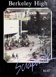 Page 1, 1987 Edition, Berkeley High School - Berkeley High School Yearbook (Berkeley, CA) online yearbook collection
