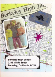 Page 5, 1987 Edition, Berkeley High School - Berkeley High School Yearbook (Berkeley, CA) online yearbook collection
