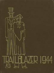 1944 Edition, David Starr Jordan High School - Trailblazer Yearbook (Long Beach, CA)