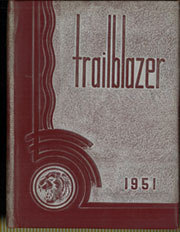 David Starr Jordan High School - Trailblazer Yearbook (Long Beach, CA) online yearbook collection, 1951 Edition, Page 1