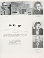 Page 13, 1952 Edition, David Starr Jordan High School - Trailblazer Yearbook (Long Beach, CA) online yearbook collection