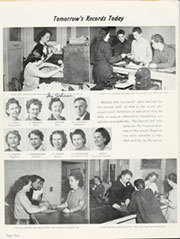 Page 14, 1952 Edition, David Starr Jordan High School - Trailblazer Yearbook (Long Beach, CA) online yearbook collection