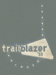 David Starr Jordan High School - Trailblazer Yearbook (Long Beach, CA) online yearbook collection, 1955 Edition, Page 1