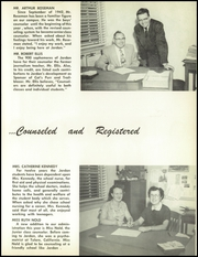 Page 11, 1955 Edition, David Starr Jordan High School - Trailblazer Yearbook (Long Beach, CA) online yearbook collection