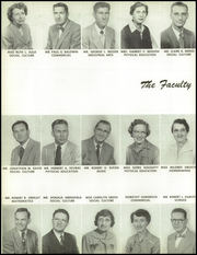Page 12, 1955 Edition, David Starr Jordan High School - Trailblazer Yearbook (Long Beach, CA) online yearbook collection