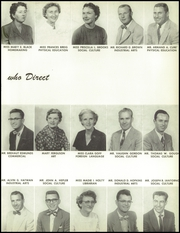 Page 13, 1955 Edition, David Starr Jordan High School - Trailblazer Yearbook (Long Beach, CA) online yearbook collection