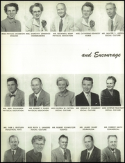 Page 14, 1955 Edition, David Starr Jordan High School - Trailblazer Yearbook (Long Beach, CA) online yearbook collection