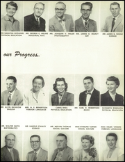 Page 15, 1955 Edition, David Starr Jordan High School - Trailblazer Yearbook (Long Beach, CA) online yearbook collection